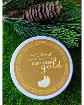 Гидрогелевые патчи для кожи вокруг глаз с золотом Gold 60 шт CZIRAN