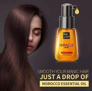Марроканское аргановое масло для волос miracle repair 70 мл LAIKOI