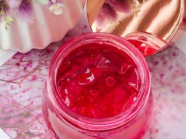 Несмываемая ночная маска-гель с красным вином 120 гр. YING-Z-SE