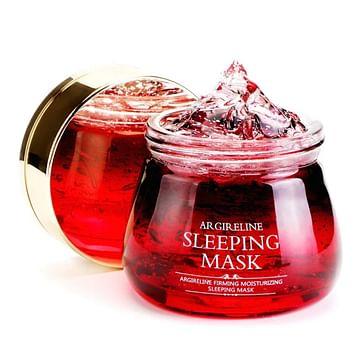 Несмываемая ночная маска-гель с аргирелином, 120 гр. EZILU