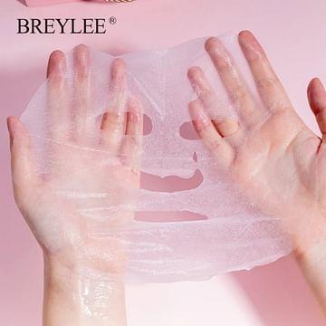 Тканевая маска для проблемной кожи, против акне, рубцов постакне, 25 мл BREYLEE