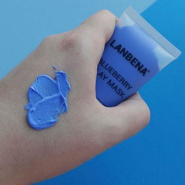 Lanbena Маска для лица увлажняющая с Anti-Aging эффектом 50 г LANBENA