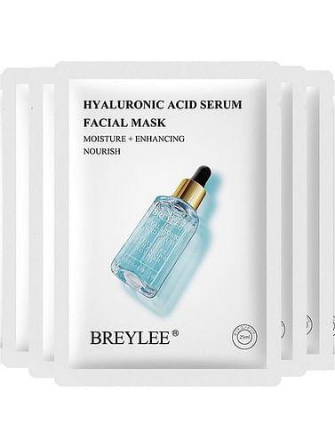 Тканевая маска с гиалуроновой кислотой, увлажнение, 25мл BREYLEE
