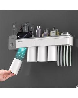 Держатель зубных щеток (4 стакана) Enon