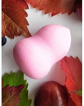 Beauty Powder Puff спонжик для нанесения тональных средств ( розовый ) IMAGES