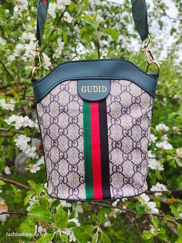 Женская сумка bucket модель 258