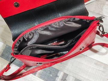 Сумка модель 302 (красный)