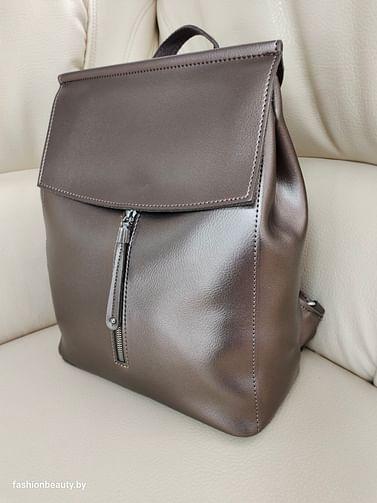 Рюкзак женский модель 315 (бронза)