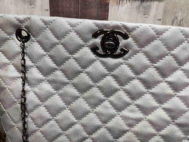 Сумка-шоппер модель 330 (серебро)