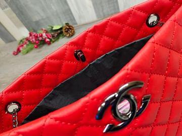 Сумка-шоппер модель 330 (красный)