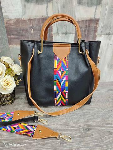 Набор сумок 4 в 1 модель 332 (черный)