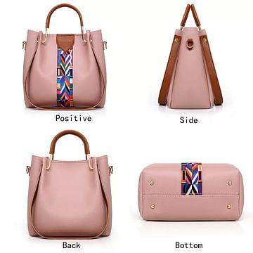 Набор сумок 4 в 1 модель 332 (жасмин)