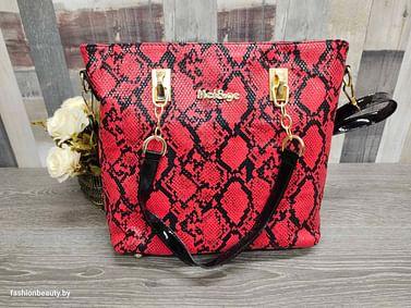 Многофункциональный набор сумок 6-в1 модель 334 (красный)