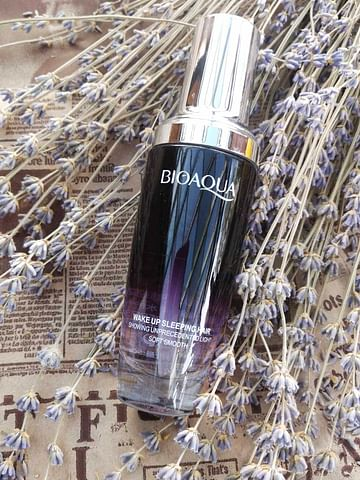Масло для волос лавандовое Wake Up Sleeping Hair Lavander (50мл) Bioaqua CN1295