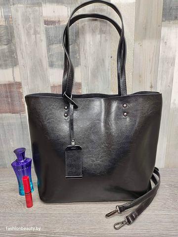 Сумка-шоппер модель 339 (черный)