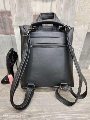 Рюкзак-трансформер женский модель 342(черный)