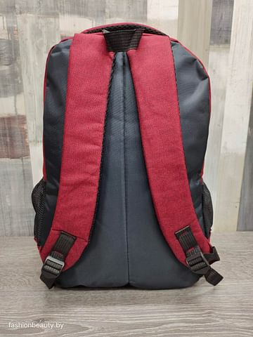 Рюкзак модель 344(бордовый)