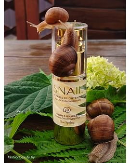 Крем для век one spring snail repair & brigh с улиточным муцином 35 g One Sprinq
