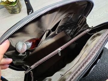 Рюкзак женский модель 350 (вишневый)