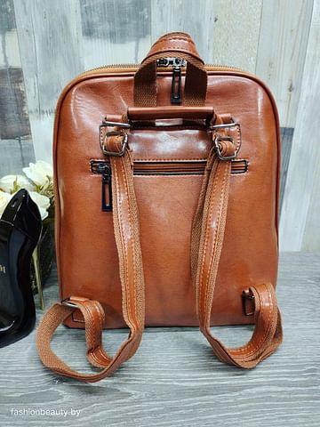 Рюкзак женский модель 350 (карамель)
