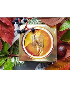 Гидрогелевые патчи Gold Extract Hydra Noble Lady Eye Mask с частицами золота и гиалуроновой кислотой, экстрактом ромашки 60 штук One Sprinq