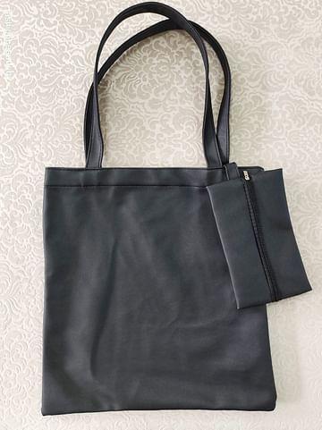 Сумка-шоппер модель 359 (графит)