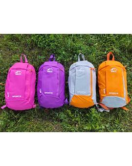 Рюкзак модель 361 Air (оранжевый/серый)