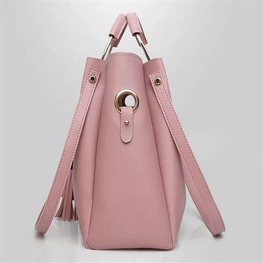 Набор сумок 3-в-1 модель 368 (бордо)