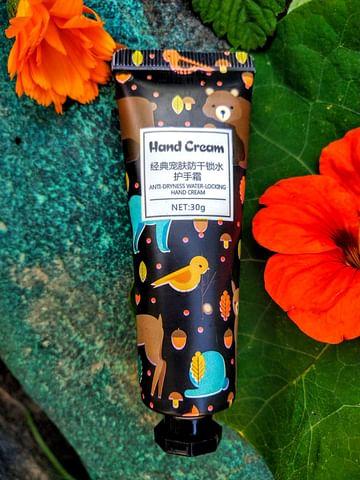Питательный крем для сухой кожи рук, 30 мл HANKEY