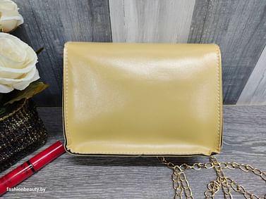 Сумка женская модель 380 (лимонный крем)