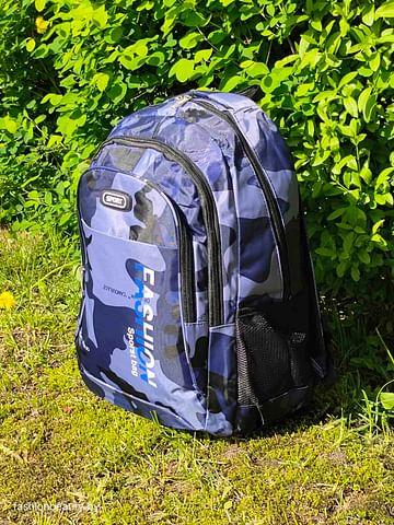 Рюкзак городской в стиле милитари модель 391(синий)