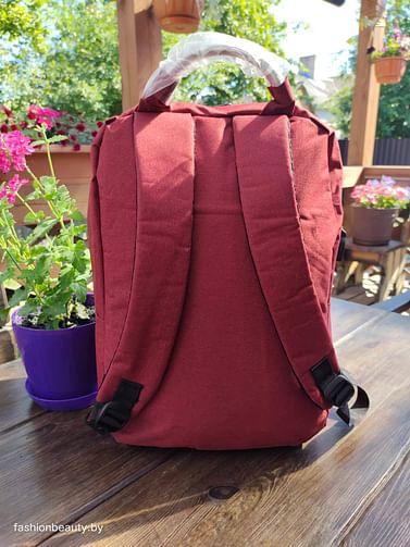 Рюкзак модель 416 (бордовый)