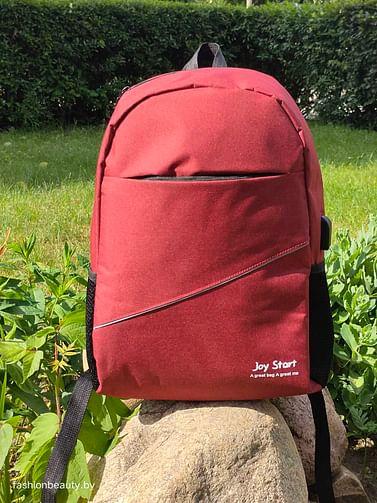 Рюкзак модель 422 (бордовый)