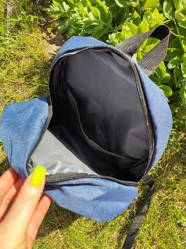 Рюкзак модель 422 (фиолетовый)