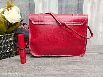 Сумка женская модель 422 (красный)