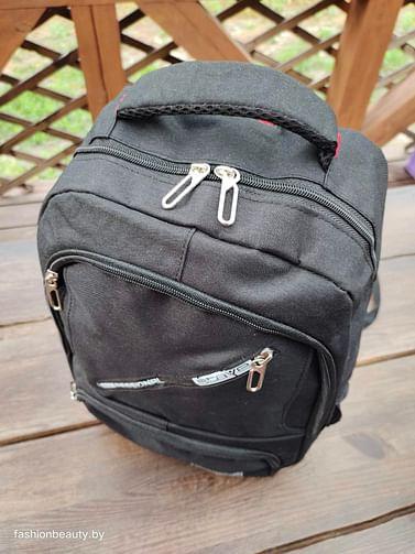 Рюкзак городской модель 429(черный)