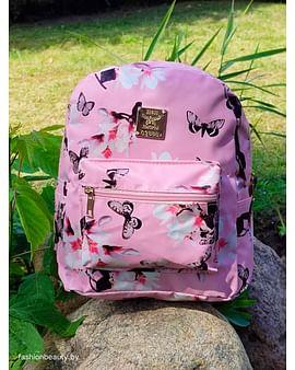 Рюкзак для девочек модель 438 (розовый)