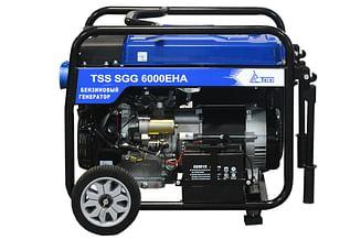 Бензиновый генератор ТСС SGG 6000 EHA