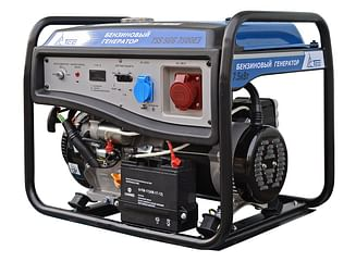 Бензиновый генератор ТСС SGG 7500Е3