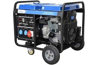 Бензиновый генератор ТСС SGG 10000EH3