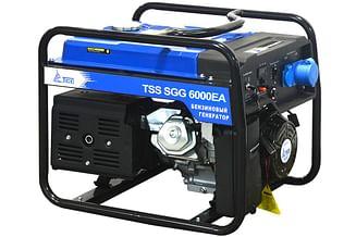 Бензиновый генератор ТСС SGG 6000 EA