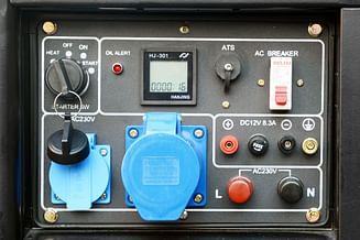 Дизельный генератор ТСС SDG 7000EH