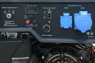 Бензиновый генератор ТСС SGG 5000 EHA