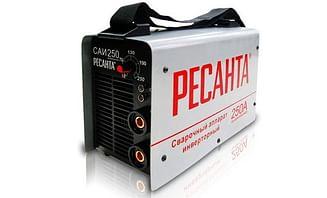 Сварочный инверторный аппарат Ресанта САИ 250