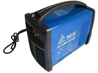 Аргонодуговая сварка алюминия ТСС TOP TIG/MMA-250P AC/DC