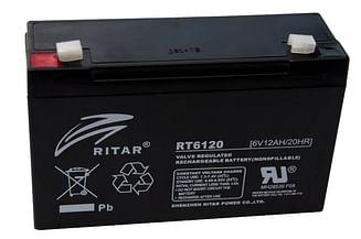 Аккумулятор Ritar RT6120