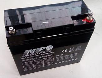 Аккумулятор Multiple Power NPD 12-20 12V20AH