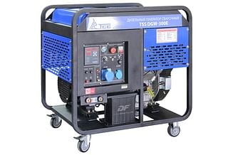 Дизельный сварочный генератор ТСС DGW-300E
