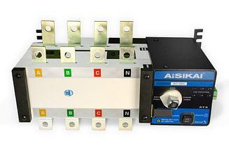 Реверсивный рубильник (Блок ATS) AISIKAI SKT1 250A