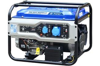 Бензиновый генератор ТСС SGG 9000 ELA